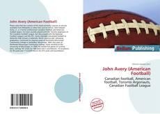 Copertina di John Avery (American Football)