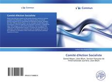 Comité d'Action Socialiste的封面