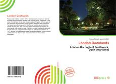 Bookcover of London Docklands