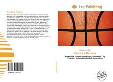 Bookcover of Kendrick Perkins