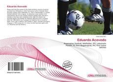 Capa do livro de Eduardo Acevedo