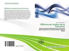 Bookcover of Officiers de Justice de la Couronne