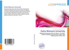 Bookcover of Ewha Womans University