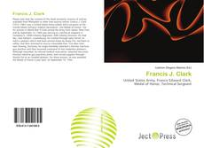 Bookcover of Francis J. Clark