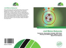 Bookcover of Joël Moïse Babanda