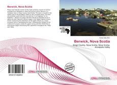 Bookcover of Berwick, Nova Scotia