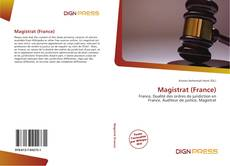Bookcover of Magistrat (France)