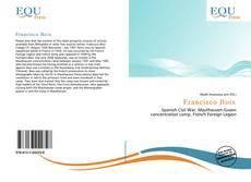 Bookcover of Francisco Boix