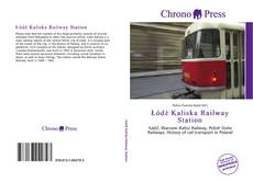 Bookcover of Łódź Kaliska Railway Station