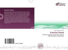 Borítókép a  Francisc Panet - hoz