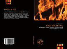Bookcover of Great Fire of 1910