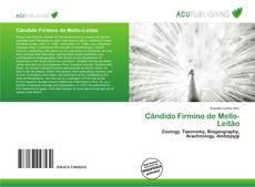 Buchcover von Cândido Firmino de Mello-Leitão