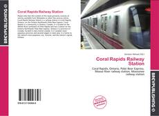 Bookcover of Coral Rapids Railway Station