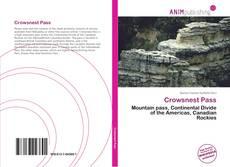 Обложка Crowsnest Pass