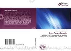 Bookcover of Jean Suret-Canale