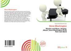 Обложка Geno Washington
