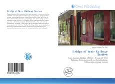 Bookcover of Bridge of Weir Railway Station