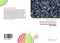 Borítókép a  Bickershaw Colliery - hoz