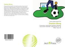 Bookcover of Gaëtan Bong
