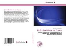 Buchcover von Ordre Judiciaire en France