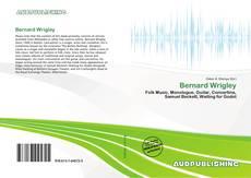 Bernard Wrigley kitap kapağı