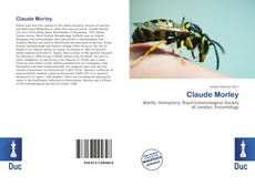 Couverture de Claude Morley