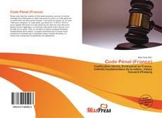 Bookcover of Code Pénal (France)