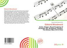 Bookcover of Edward Woodward