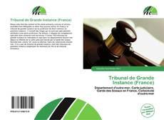 Buchcover von Tribunal de Grande Instance (France)