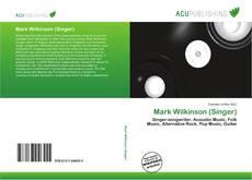 Copertina di Mark Wilkinson (Singer)