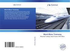 Capa do livro de Mont Blanc Tramway