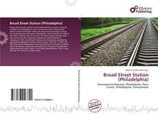 Bookcover of Broad Street Station (Philadelphia)
