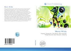 Marty Wilde kitap kapağı