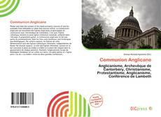 Communion Anglicane kitap kapağı