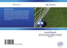 Leonid Buryak kitap kapağı