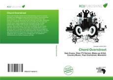 Chord Overstreet的封面
