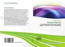 Capa do livro de Cristino García