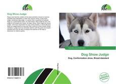 Обложка Dog Show Judge