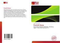 Обложка Franck Gava