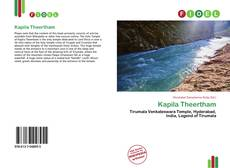 Bookcover of Kapila Theertham