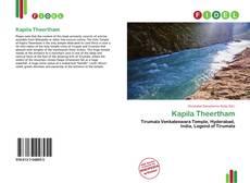 Couverture de Kapila Theertham