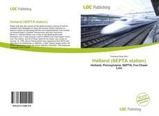 Buchcover von Holland (SEPTA station)