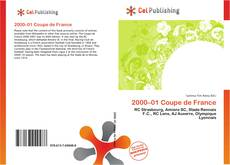 Couverture de 2000–01 Coupe de France
