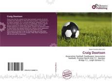 Bookcover of Craig Dootson