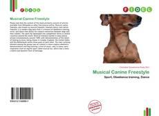 Musical Canine Freestyle的封面