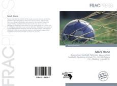 Bookcover of Mark Hone