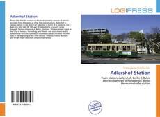 Обложка Adlershof Station