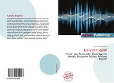 Обложка Gerald English