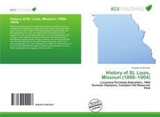 Обложка History of St. Louis, Missouri (1866–1904)