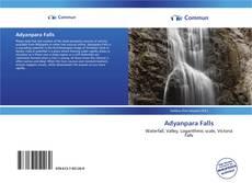 Обложка Adyanpara Falls
